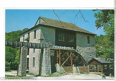 Historic Hamer's Mill,Spring Mill State Park-Mitchell,Indiana