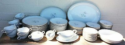 Delight Royal M by MITA Japan 96 pc Set Fine China 12 place - local pickup only