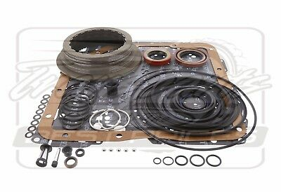 TH350 THM350 Turbo 350 TH350C Hi-Performance Less Steel Transmission Rebuild Kit