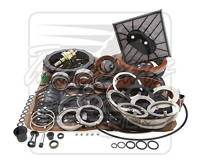 TH350 Alto Red Eagle Deluxe Performance Transmission Rebuild Kit Level 2 69-ON