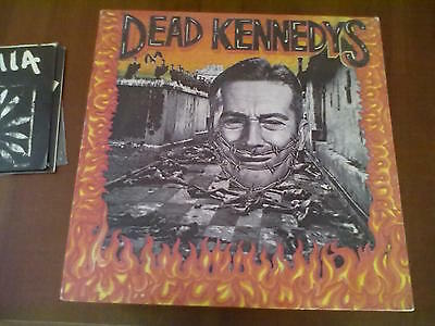 Dead Kennedys - Give Me Convenience Or Give Death Lp Raro Hc Thrash Cult!!!