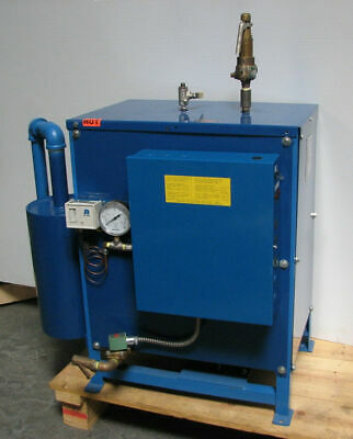 General Steam Boilers Series S Model GE5 GE-5 Boiler Electric Year 2011