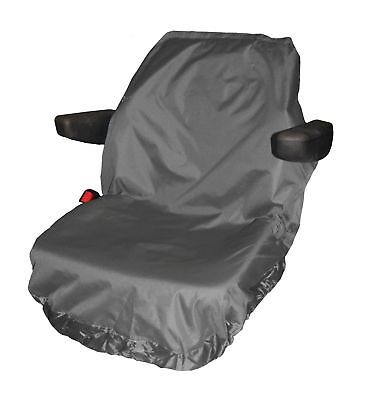 Tractor / Forklift /excavation Equipment Seat Covers (Large) Grey