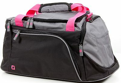 Ladies and Mens Sports Gym Holdall Bag
