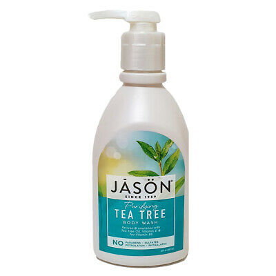 Jason Tea Tree Satin Body Wash 887ml