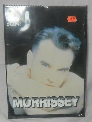 "1995 Morrissey UK Calendar - 12""x16"" Pages (FW-CAL-117)"