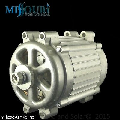 Freedom II PMG 48 volt permanent magnet alternator generator 4 wind turbine