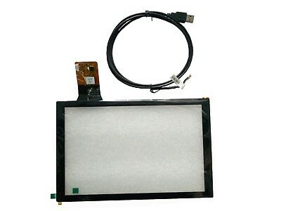 """10.1 inch Multi-point Touch Panel Screen with USB Controller for 10.1"""" 10.2"""" LCD"""