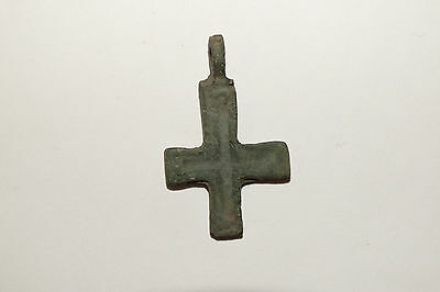 Rarest  Viking  Pendant Cross. Kievan Rus. Viking. c 10-11 AD