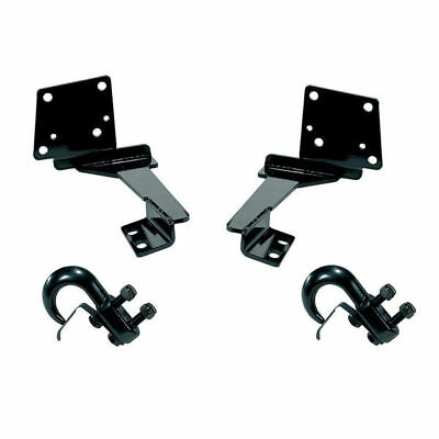 jeep grand cherokee zj 93-98 front tow hook kit pair x 11236 06