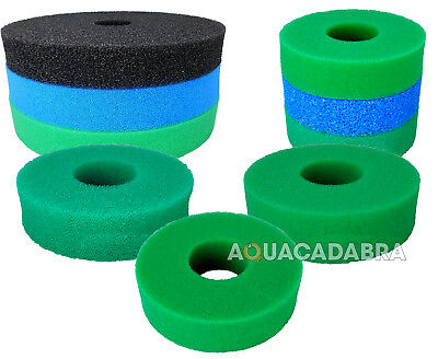 Hozelock Bioforce Pond Filter Foam Replacement Set 1100 2200 4500 9000 18000