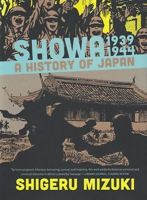 Showa: A History Of Japan Vol 2 Tpb (Drawn & Quarterly)