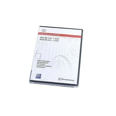audi a6 a6 quattro s6 cd rom repair manual bentley au8056066 au rh picclick co uk 2005 Audi A6 Quattro 2012 Audi A6 Quattro