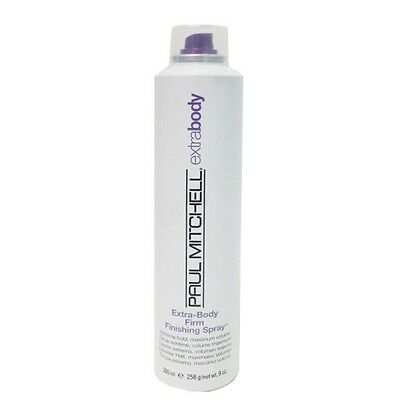 Paul Mitchell Extra Body Firm finishing Spray 9 oz pack of 3
