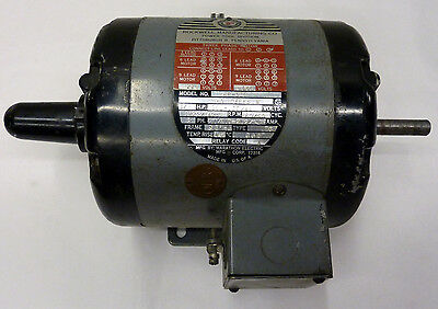 Rockwell Delta Scroll Saw Band Saw Drill Press Motor 1