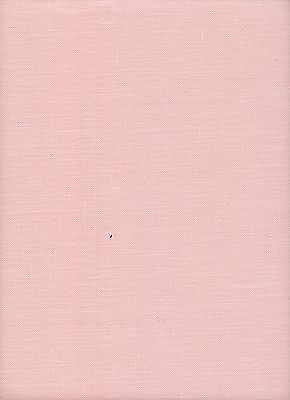 DMC 32 count Linen Pale Pink Fabric Colour Number 225