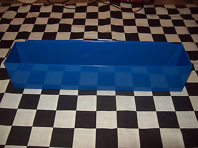 BLUE DEEP DRAWER TOOL BOX TRAY snap 2 use on side AIR WRENCH SPECIAL TOOLS NEW