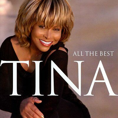 Tina Turner ( New Sealed 2 Cd Set ) All The Best / Greatest Hits / Very Best Of