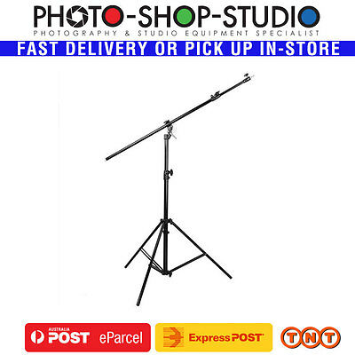 Fotolux M-3 Professional Rotatable Aluminium Studio Photography Boom Light Stand