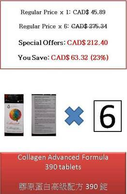 390 T Collagen Advanced Formula - youtheory