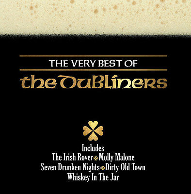 Dubliners (New Sealed Cd) The Very Best Of Greatest Hits Collection Irish Rover