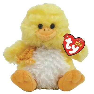Ty Beanie Babies 35103 Coop the Chick Key Clip