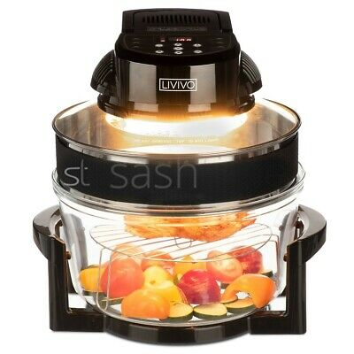 New Quest Professional 3L Litre Stainless Steel Deep Fat Chip Fryer Kitchen Home