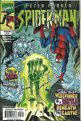 Peter Parker: Spiderman #3 (Marvel)  1999