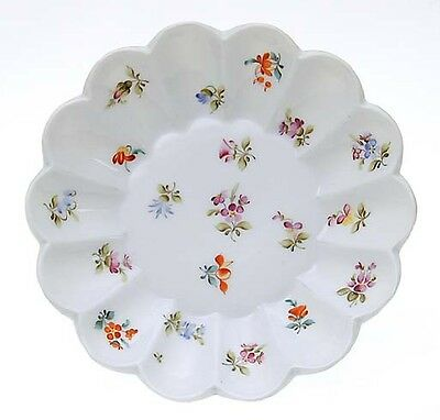 1890's Antique Herend - Scalloped Dish, Hungary, Hungarian