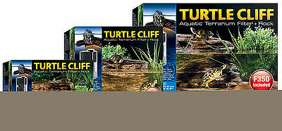 Exo Terra Turtle Reptile Cliff Filter