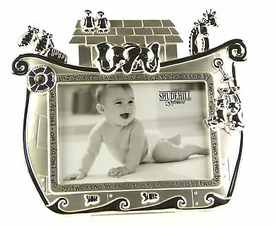 Noah's Ark 6x4 Nursery Photo Frame Gift 54440