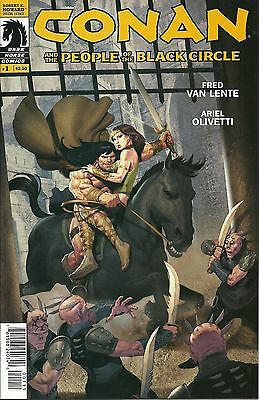 Conan And The People Of The Black Circle #1 (NM)`13  Van Lente/ Olivetti
