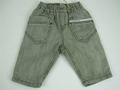 Timberland Baby Boys Lined Vintage Wash Denim Jeans Pants size 3 month 9 months