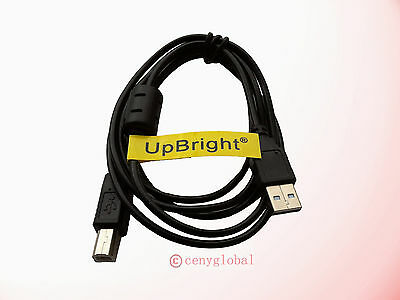 USB PC Data Cable Cord For Brother All-In-One Laser Printer IntelliFax Series