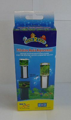 Fish R Fun Filtration Media Replacement - FRF-MDCT