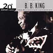 """B.B. KING, CD """"20th CENTURY MASTERS, THE MILLENNIUM COLLECTION"""" NEW SEALED"""