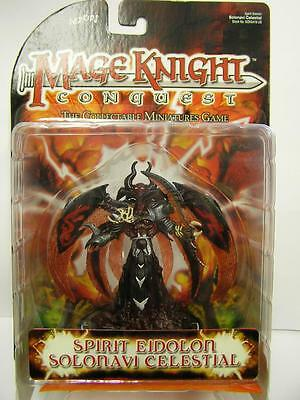 Mage Knight Conquest Spirit Eidolon Solonavi Celestial