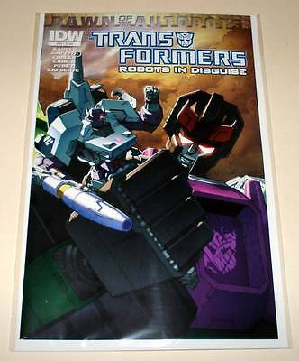 The TRANSFORMERS : ROBOTS IN DISGUISE # 30  IDW Comic  June 2014   NM