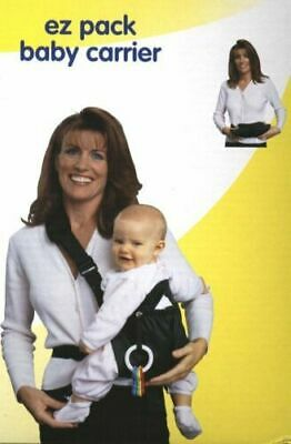 Tommee Tippee EZ Pack BABY INFANT HIP CARRIERS CARRIER FRONT SLING SEAT HAMMOCK