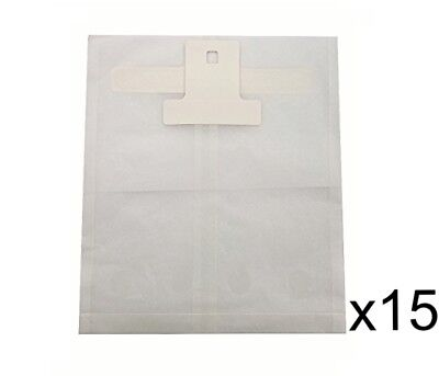 15 Oster Replacement Rocket Grill Parchment Refill Pouches RP36 for Sunbeam