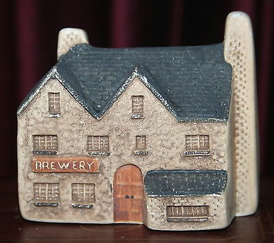 """Philip Lauerston England BREWERY #723 mini house 2 1/2"""" tall P14"""
