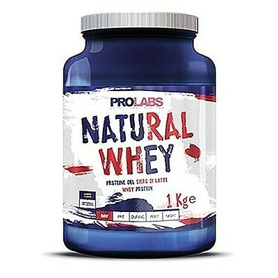 Prolabs - Natural Whey - Proteine Siero del Latte 1 Kg.