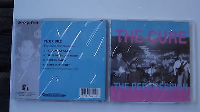 Peel Sessions by The Cure (CD, Feb-1991, Dutch East India Trading)