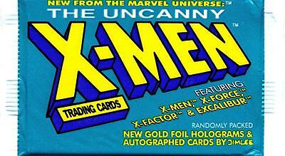 Marvel Universe The Uncanny X-Men Trading Card Pack