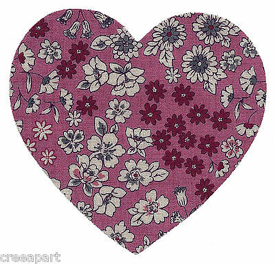 COUDE COUDIERE GENOUILLERE THERMOCOLLANT LIBERTY FORME COEUR 88X93mm -1-