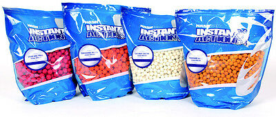 Nash Bait NEW Instant Action Shelf Life Boilies 5kg *15mm Or 20mm All Flavours*