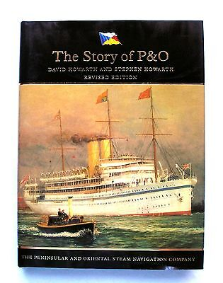 NEW The Story of P&O Peninsular & Oriental Steam Navigation Co Howarth Hardcover
