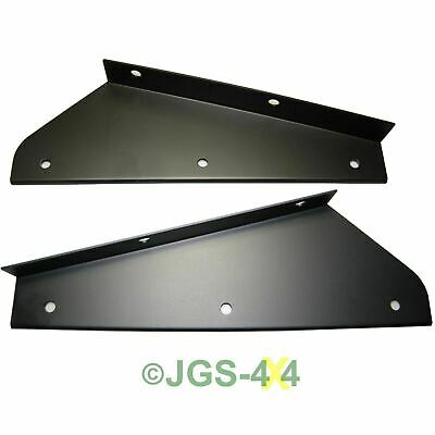 Land Rover Defender Front Mud Flap Brackets - MTC3000 / MTC3001