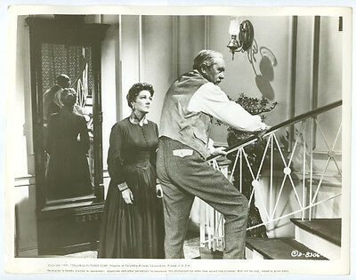 JEAN PARKER, JAMES BELL original movie photo 1955 THE LAWLESS STREET