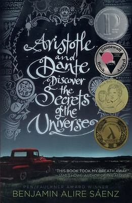 Aristotle and Dante Discover the Secrets of the Universe - I send worldwide :)